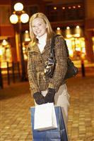 Shopping bei Nacht